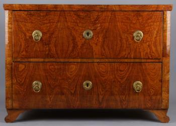 Commode - ash wood - 1830